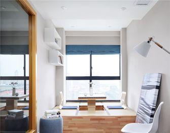 100平米三室两厅北欧风格书房欣赏图