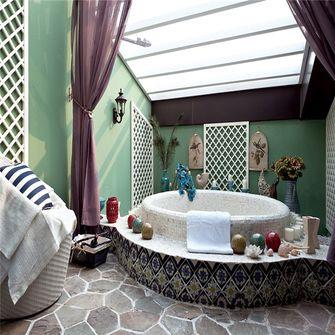 富裕型140平米别墅地中海风格阁楼欣赏图