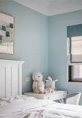 100平米三现代简约风格儿童房装修案例
