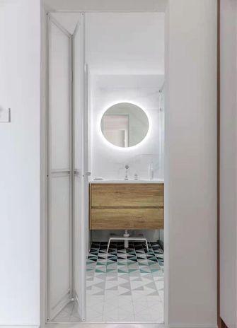 80平米日式风格卫生间装修案例