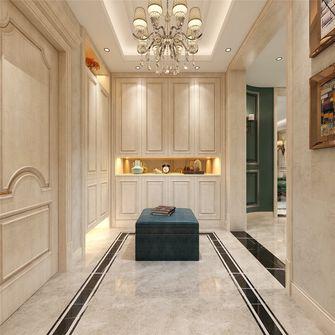 130平米三室两厅法式风格玄关装修效果图