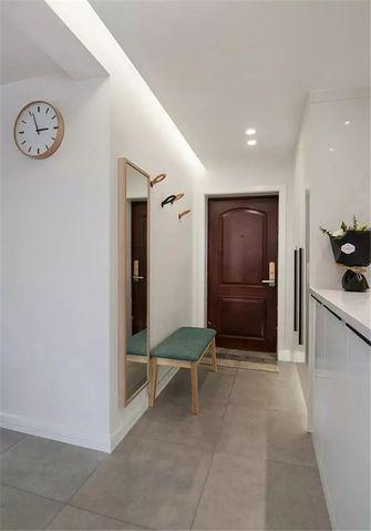 120平米三室一厅宜家风格玄关装修案例