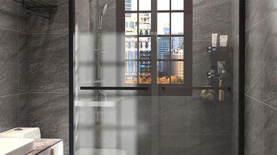 富裕型110平米三室两厅新古典风格卫生间装修图片大全