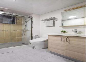 90平米三室一厅日式风格卫生间装修图片大全