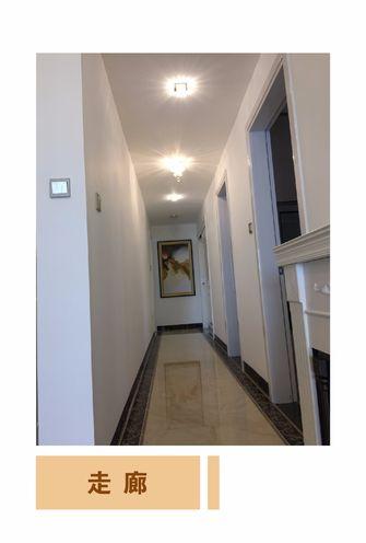 120平米三室两厅欧式风格走廊装修图片大全