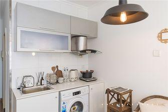 30平米小户型美式风格厨房欣赏图