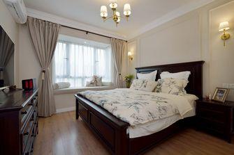 经济型90平米美式风格卧室壁纸设计图
