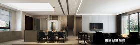 140平米四室六厅现代简约风格走廊图片