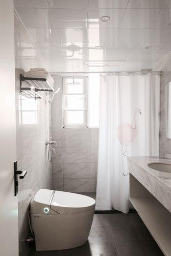 100平米三室两厅宜家风格卫生间图片大全