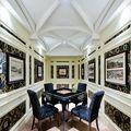 20万以上140平米别墅欧式风格阁楼装修图片大全