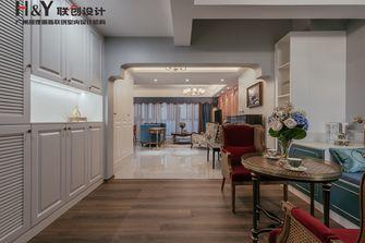 140平米四室两厅混搭风格玄关欣赏图