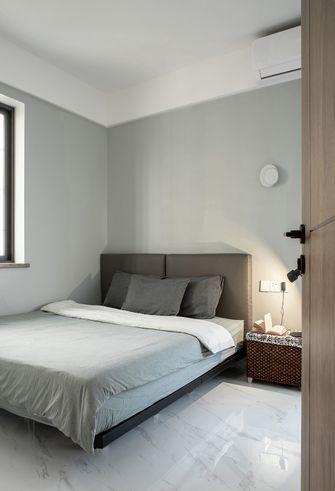 90平米三室一厅现代简约风格阁楼图片
