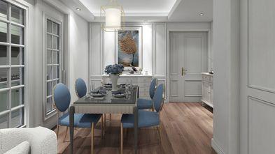 50平米公寓欧式风格餐厅效果图