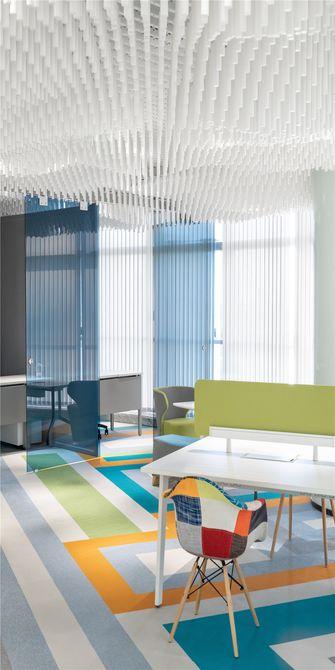 100平米现代简约风格储藏室设计图