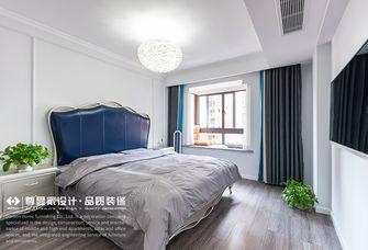 15-20万120平米三美式风格卧室装修效果图