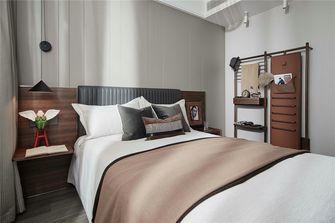 120平米四室两厅英伦风格卧室装修效果图