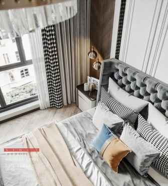 140平米别墅其他风格卧室欣赏图