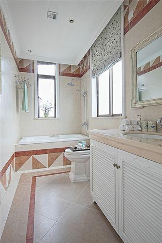 富裕型130平米三室三厅地中海风格厨房图