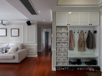 经济型130平米现代简约风格衣帽间鞋柜装修效果图