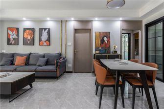130平米三室两厅混搭风格走廊装修效果图
