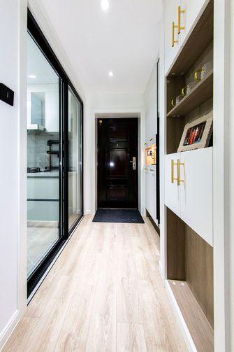 60平米混搭风格走廊图片