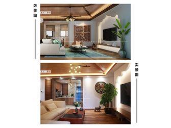80平米三室两厅东南亚风格其他区域效果图