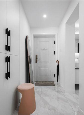 70平米公寓现代简约风格玄关装修图片大全