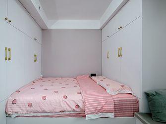 100平米三室两厅现代简约风格儿童房图片
