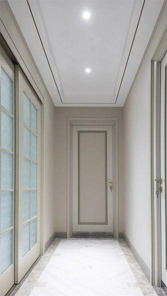 110平米三室一厅其他风格走廊效果图