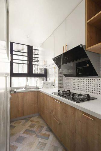 80平米三日式风格厨房效果图