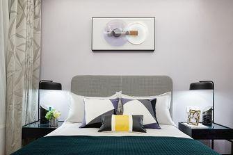 120平米三室一厅混搭风格卧室设计图