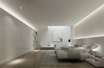 140平米别墅田园风格卧室装修案例