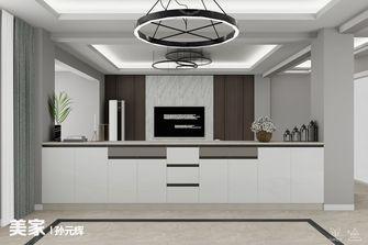 现代简约风格厨房设计图