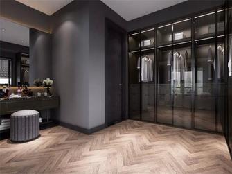 130平米公寓欧式风格衣帽间欣赏图