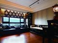 110平米法式风格书房装修效果图