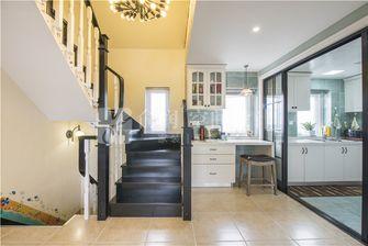 豪华型140平米复式美式风格楼梯图