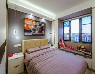 140平米三室一厅其他风格卧室欣赏图