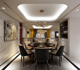 富裕型140平米别墅其他风格餐厅图