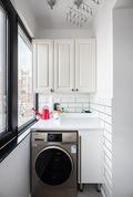 70平米公寓其他风格阳台装修案例