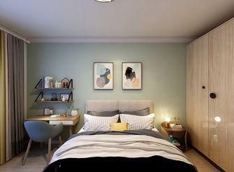 60平米一居室现代简约风格卧室装修图片大全