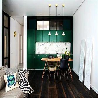 60平米一室两厅其他风格餐厅图片大全