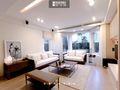 140平米别墅欧式风格客厅飘窗装修案例
