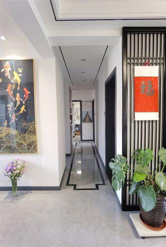 120平米三中式风格走廊图片大全