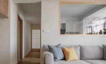 140平米复式日式风格走廊设计图