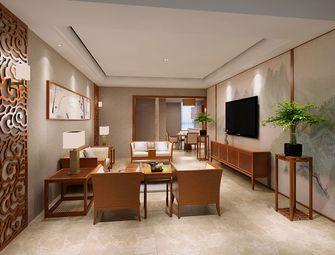 140平米复式东南亚风格客厅效果图