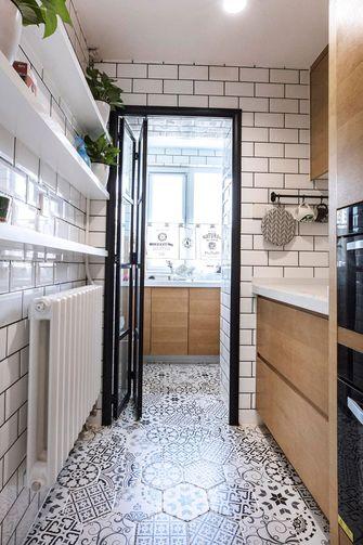 60平米欧式风格厨房设计图