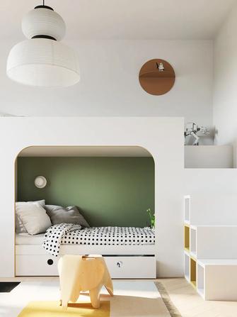 70平米日式风格儿童房装修图片大全