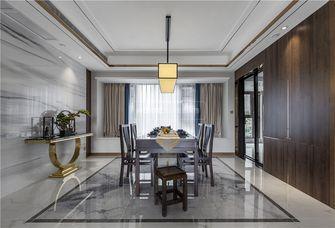 140平米中式风格餐厅装修效果图