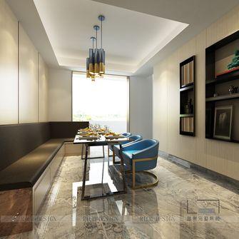 140平米四室两厅现代简约风格阁楼欣赏图