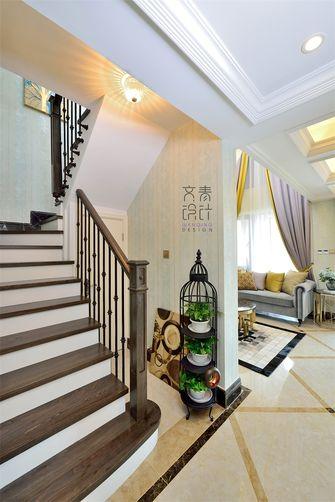 10-15万100平米新古典风格楼梯设计图